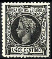 Guinea Española Nº 9 En Nuevo - Guinée Espagnole