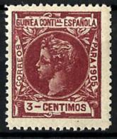 Guinea Española Nº 29 En Nuevo - Guinée Espagnole