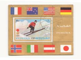 Arabie Fujeira 1972 Bloc - Timbres