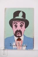 Trading Card / Chromo - Movie Cinema Actor - Snub Pollard - Chocolate Fabregas - Otros