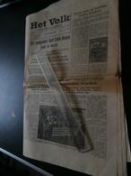 Het Volk 70 (23/03/1959) Sleidinge, R Baens, J Schepens, W Salembier, St Niklaas - Informations Générales