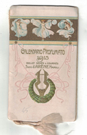 CALENDARIETTO  BELLET SENES  1915 - Calendari