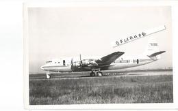 PHOTO AVION S.E. ARMAGNAC   F-BA?I  12X8CM - 1946-....: Ere Moderne