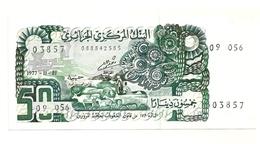 Algeria - 50 Dinars 1977 - Algeria