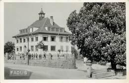 FAOUG - L'école. - VD Vaud