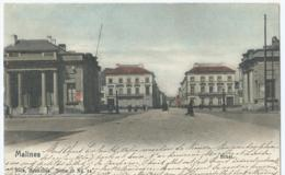 Mechelen - Malines - Bruel - Nels Série 30 No 34 - 1901 - Malines