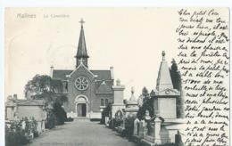 Mechelen - Malines - Le Cimetière - Wilhelm Hoffmann A.G. Dresde - 1904 - Mechelen