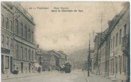 Pepinster - 239 - Rue Neuve Dans La Direction De Spa - Photo-édit. Hayet Faymonville - 1924 - Pepinster