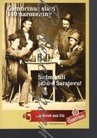 9-52 CZECH REPUBLIC 2009 Gambrinus - Sieben Kugeln Wie In Sarajevo Marias Seven Bullets Like In Sarajevo Card Players - Cartes à Jouer