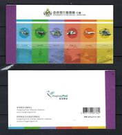 Hong Kong 2019 Government Flying Service Operation BOOKLET - 1997-... Région Administrative Chinoise