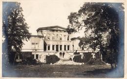 CARTE PHOTO ALLEMANDE - POSTKARTE CHATEAU DE ILUKSTE ILLUXT LETTLAND RUSSLAND - GUERRE 1914 1918 - 1914-18