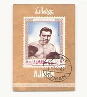 Arabie Ajman 1969 - Timbres