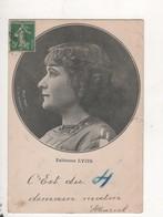 Fabienne Lysis Carte 143 X 100 - Célébrités
