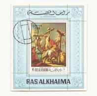 Arabie Ajman, Poste Aérienne N° 34 Oblitéré - Timbres