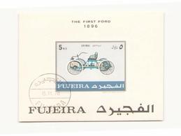 Arabie, 1970, Bloc Automobile - Timbres