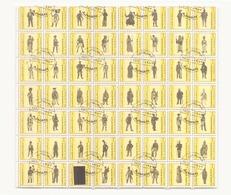 Arabie,Ajman, 1972, Feuilleuniformes - Timbres