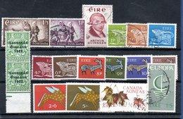 Irlande / Lot De Timbres / Etats Divers - Ireland