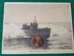 FASCISMO  Mas In Crociera Di Guerra - Oorlog 1939-45