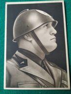 FASCISMO Mussolini Tenuta Militare - Guerra 1939-45