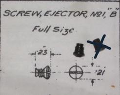 Ejecteur Lee Enfield SMLE N°1 MKIII - 1914-18