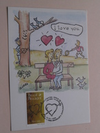 I Love You ( Bubbs ) 1999 ( Zie / Voir Photo ) ! - Maximumkarten (MC)