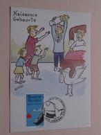 Naissance - Geboorte ( Bubbs ) 1999 ( Zie / Voir Photo ) ! - Maximumkarten (MC)