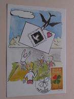 Pour Le Plaisir - Zomaar / Postogram ( Bubbs ) 1999 ( Zie / Voir Photo ) ! - Maximumkarten (MC)