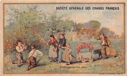 ¤¤  -  CHROMO   -  Société Générale Des Cirages Français  -  ¤¤ - Autres