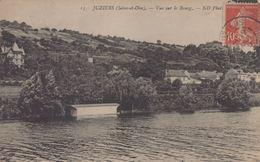 Juziers : Vue Sur Le Bourg - Francia