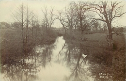 "HORLEY, RIVER MOLE ~ AN OLD ""DANNS SERIES"" POSTCARD #86767 - Surrey"