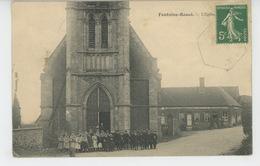 FONTAINE RAOUL - L'Eglise - France