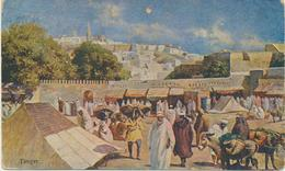 61-13  Morocco Tanger Sent In 1909 - Tanger