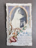 Faire Part De Communion De Simone LAMY - Communion
