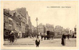 50 CHERBOURG - Quai Caligny - Cherbourg