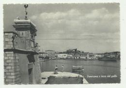 PORTOFERRAIO - PANORAMA E TORRE DEL GALLO - VIAGGIATA  FG - Livorno