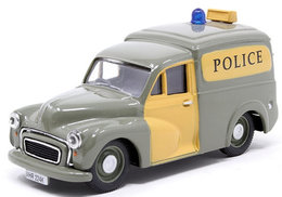 Morris 1000 Van Wiltshire Police. - Corgi Toys
