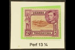 1938 2s Lake-brown And Brown-purple, Perf 13¼, SG 146, Fine Mint. For More Images, Please Visit Http://www.sandafayre.co - Publishers