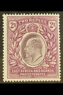 EAST AFRICA & UGANDA 1903 2r Dull And Bright Purple, Ed VII, SG 10, Very Fine Mint. For More Images, Please Visit Http:/ - Publishers