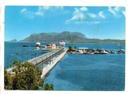 OLBIA - Viale Isola Bianca - Veduta Del Porto - Olbia