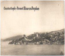 CONSTANTINOPLE - Roumeli Hissar Au Bosphore - Turkije