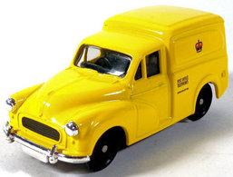 Morris Minor Van Post Office Telephones. - PKW & Vierräder