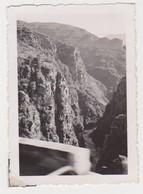 26902 Trois Photos Gorges Daluis 06470 Guillaumes France - Sans Doute Années 1950 - Lieux