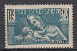 FRANKRIJK - Michel - 1939 - Nr 437 - MH* - France