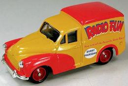 Morris Minor Van Radio Fun. - Cars & 4-wheels