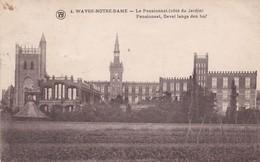 O L Vrouw Waver Le Pensionnat (cote Du Jardin) - Sint-Katelijne-Waver