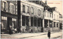 89 CHABLIS - La Halle - Chablis