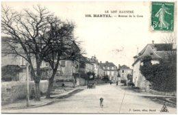 46 MARTEL - Avenue De La Gare - Autres Communes