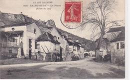 Le Lot Illustré Saint Géry La Place 1908 Tbeg - Francia