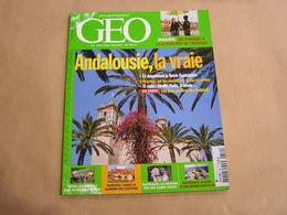 GEO Magazine N° 350 Géographie Voyage Monde Afrique Sherpas Lacs Népal Norvège Papouasie Tanker Nouvelle Guinée - Tourisme & Régions