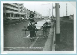 Photo Afrique Du Sud Durban Rickshaw Boy 1949 - Africa